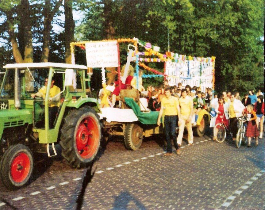 Ossenweide Menno de Coussemaker, 1980. (Foto uitgeverij De Zilverdistel)