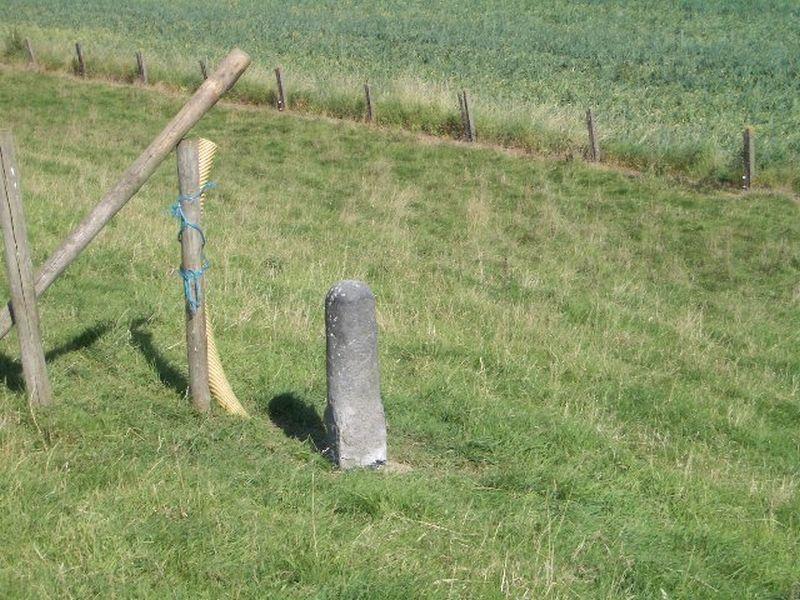 Arenbergpaal in ere hersteld. (Foto Franny Verschueren)