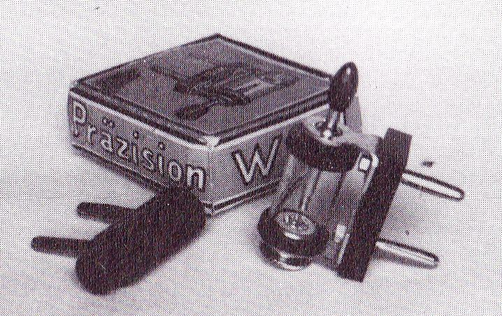 Twee kristaldetectors. (Foto: collectie auteur)