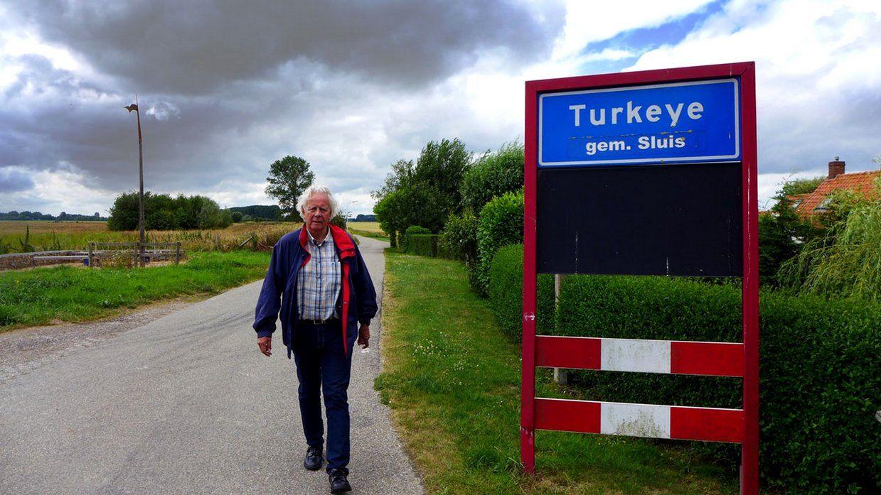 Rob Ruggenberg op onderzoek in Turkeye voor Morenzoon