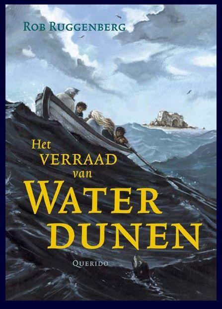 Omslag van Waterdunen.