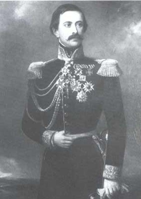 Eduard de Casembroot. (Bron: www.parlement.com)