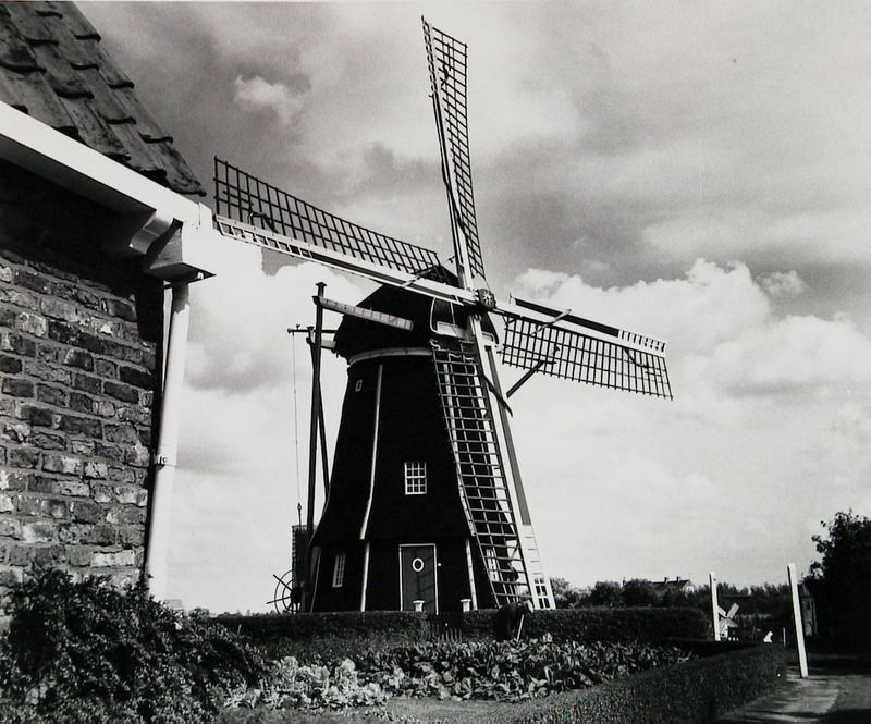 De laatste Zeeuwse zeskant, Aagtekerke, 1975 (ZB, Beeldbank Zeeland, foto Ies Lamain).