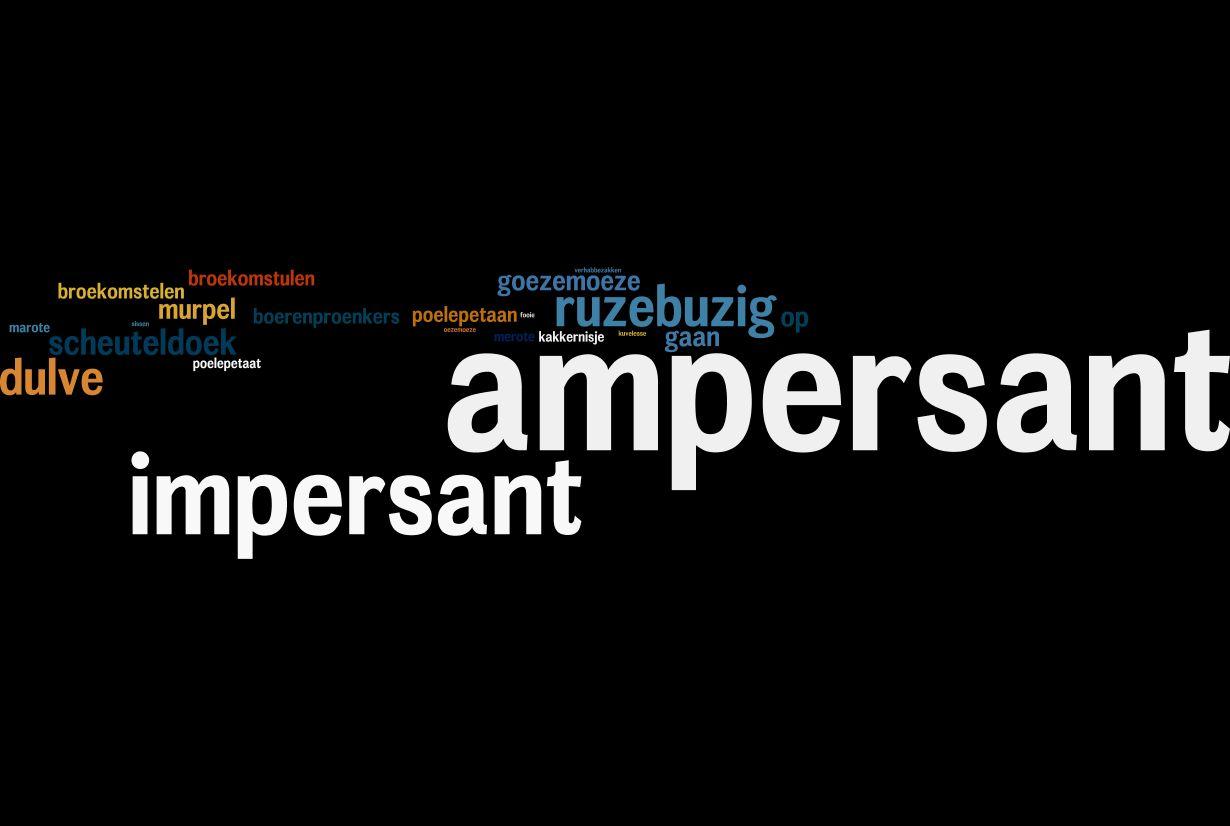 impersant wordle