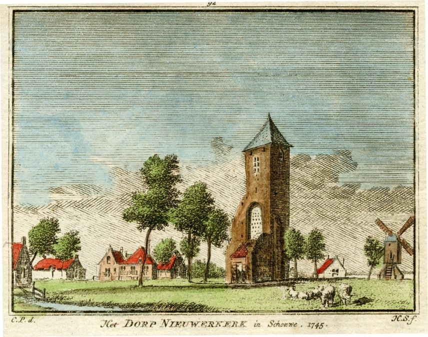Nieuwerkerke 1745