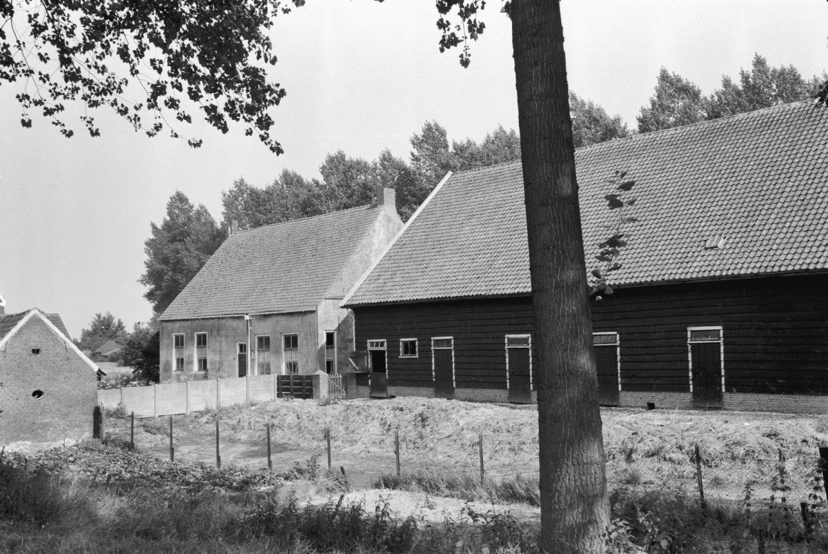 Hoeve De Mooije Staak bij Nisse (foto G.J. Dukker, RCE).