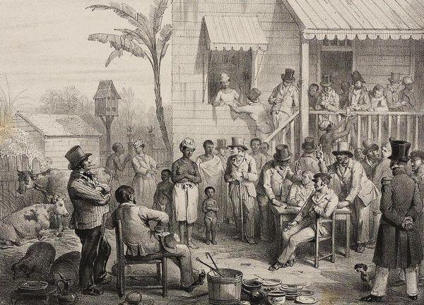 echt erotiek slavernij